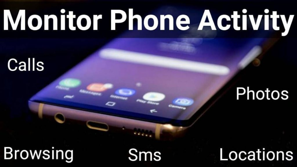 Monitor a Cell Phone Without Touching It